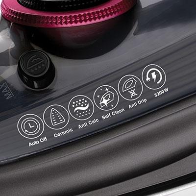 اتو بخار میگل مدل GSI 320 7 رادک