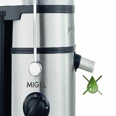 آبمیوه گیری میگل مدل GPJ 600 6 رادک